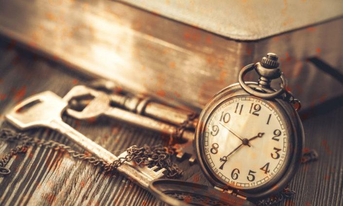 Antique Stopwatch
