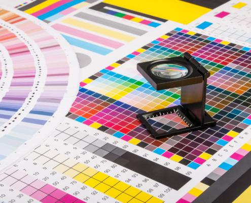 FADGI color and image checking